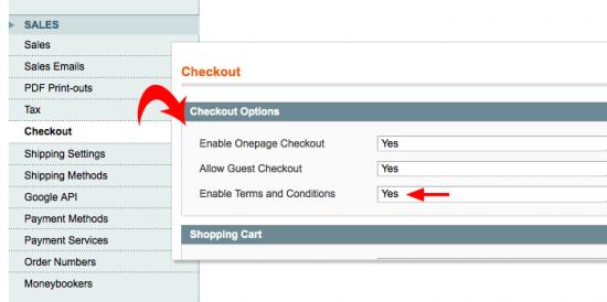 magento-configuration-checkout