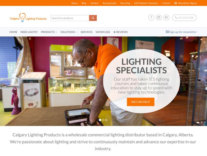 Calgary Lighting Products